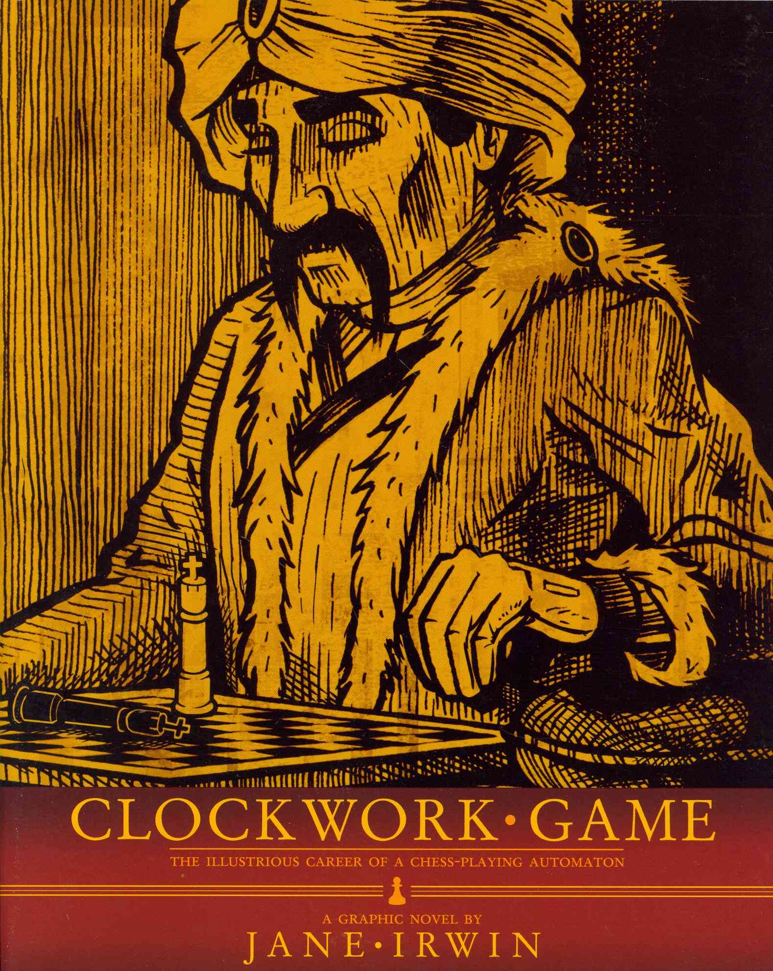 Clockwork Game By Irwin, Jane/ Shawl, Nisi